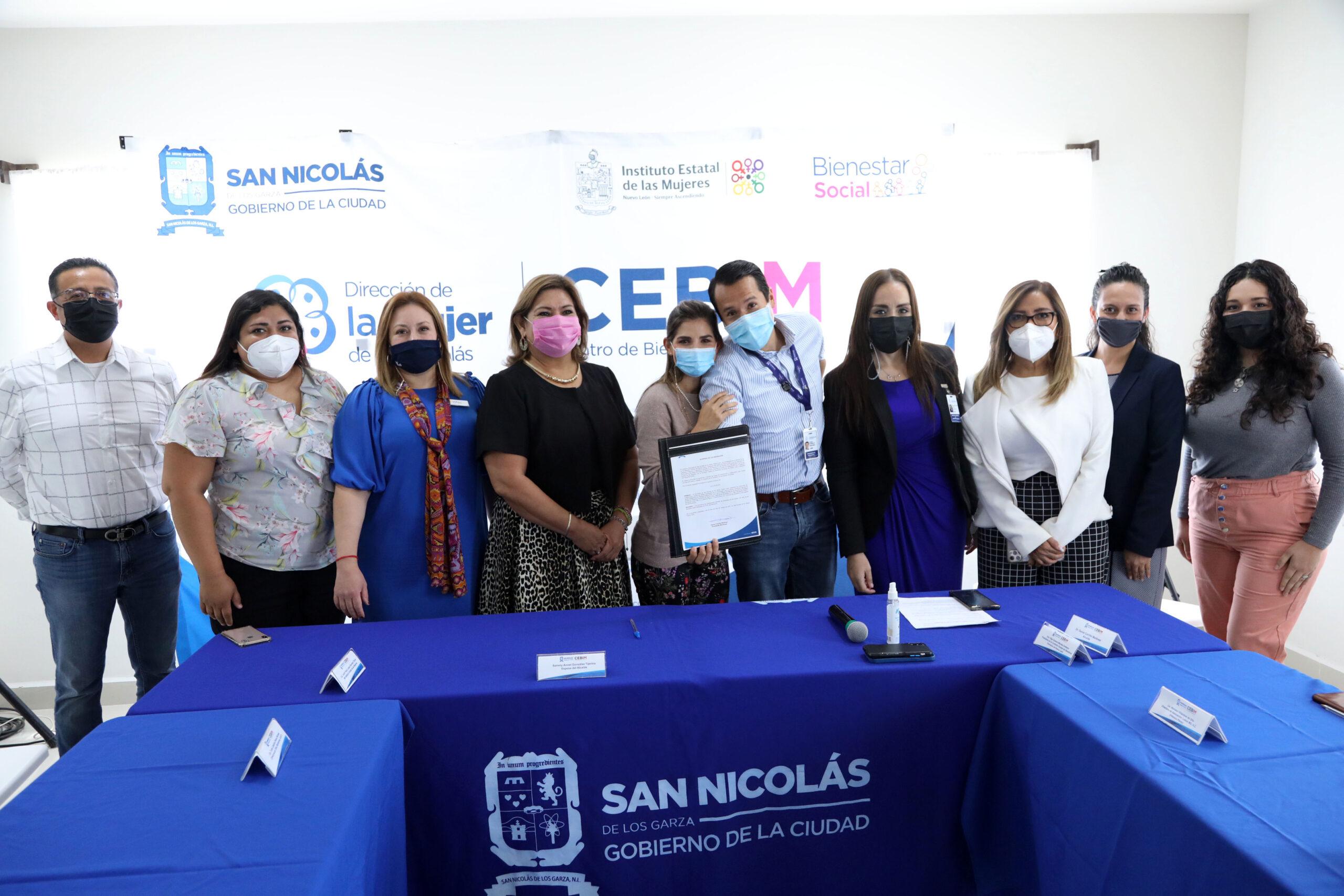 Inauguran segundo Centro de Bienestar para la Mujer en SN