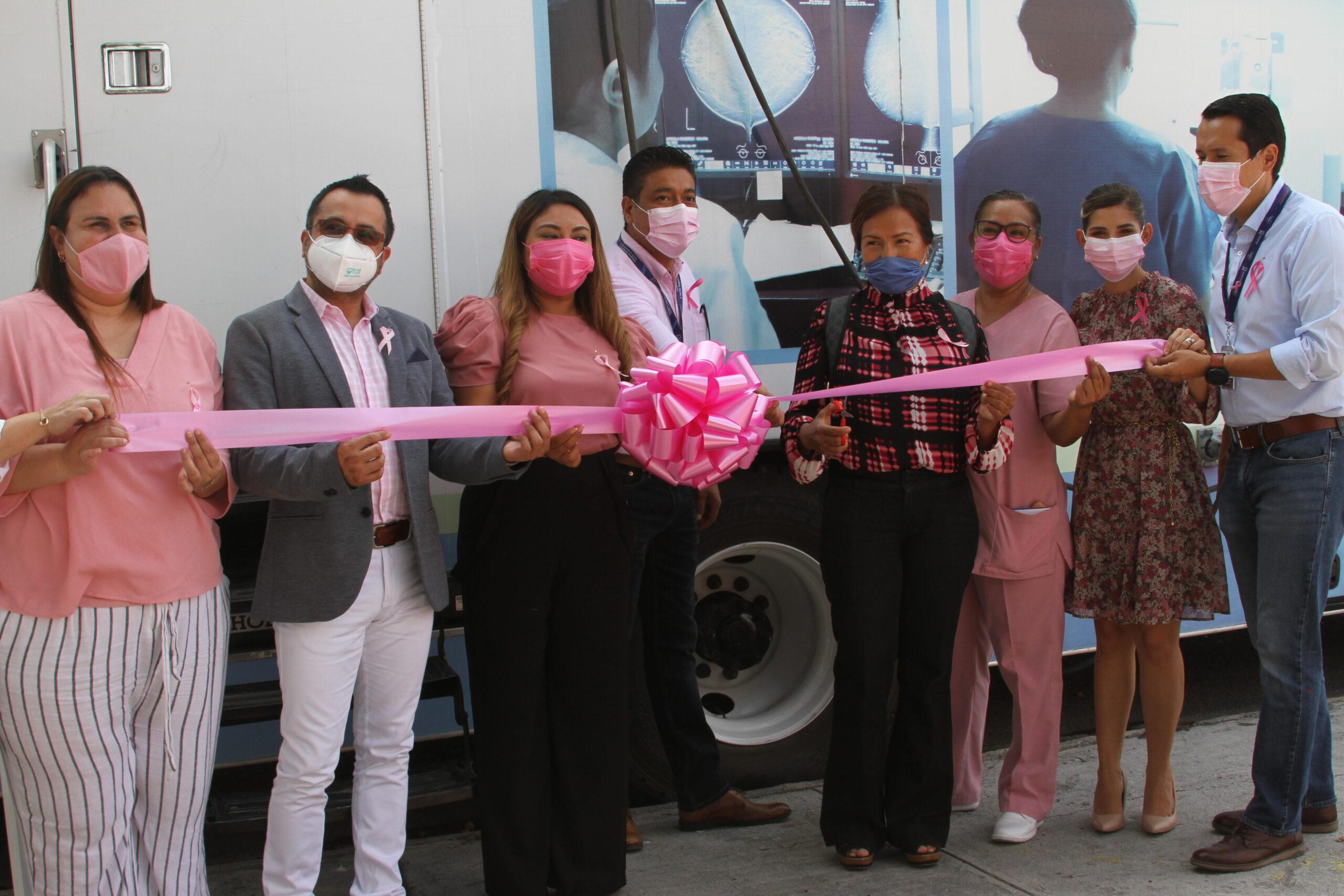 Mujeres nicolaítas hacen frente al cáncer de mama